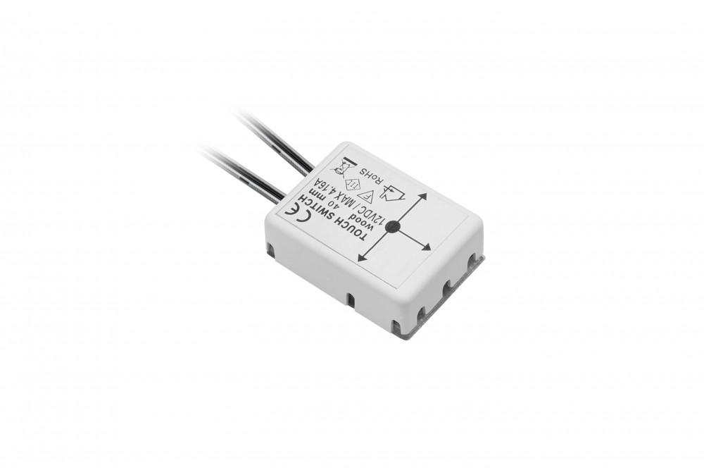 LED jungiklis 50W elektromagnetinis