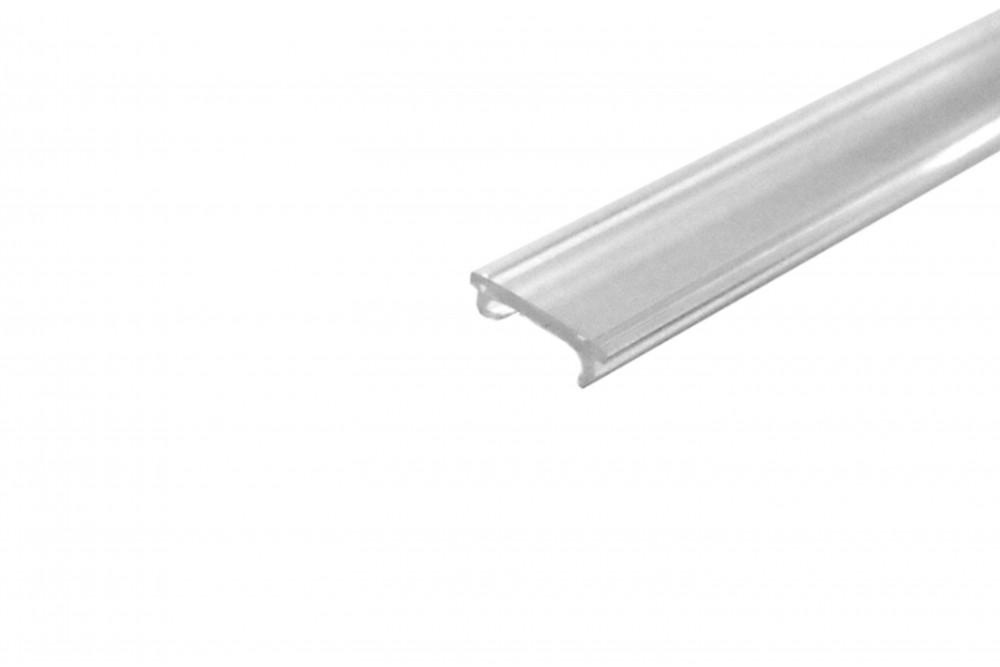 LED profilio dangtelis SKAIDRUS
