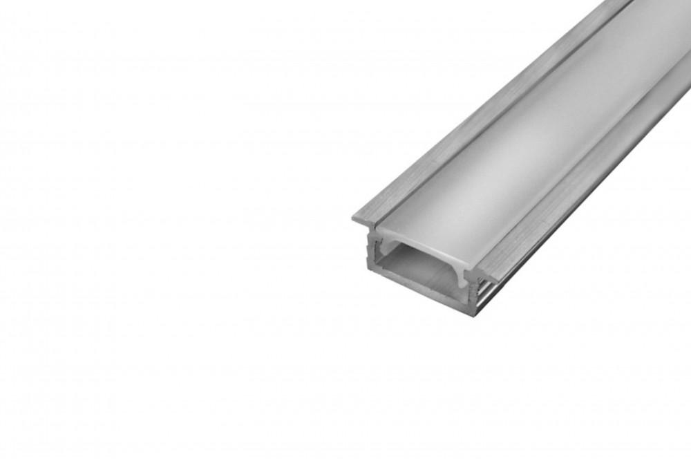 LED profilis įleidžiamas L-3