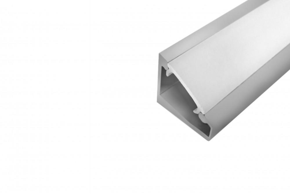 LED profilis kampinis L-6