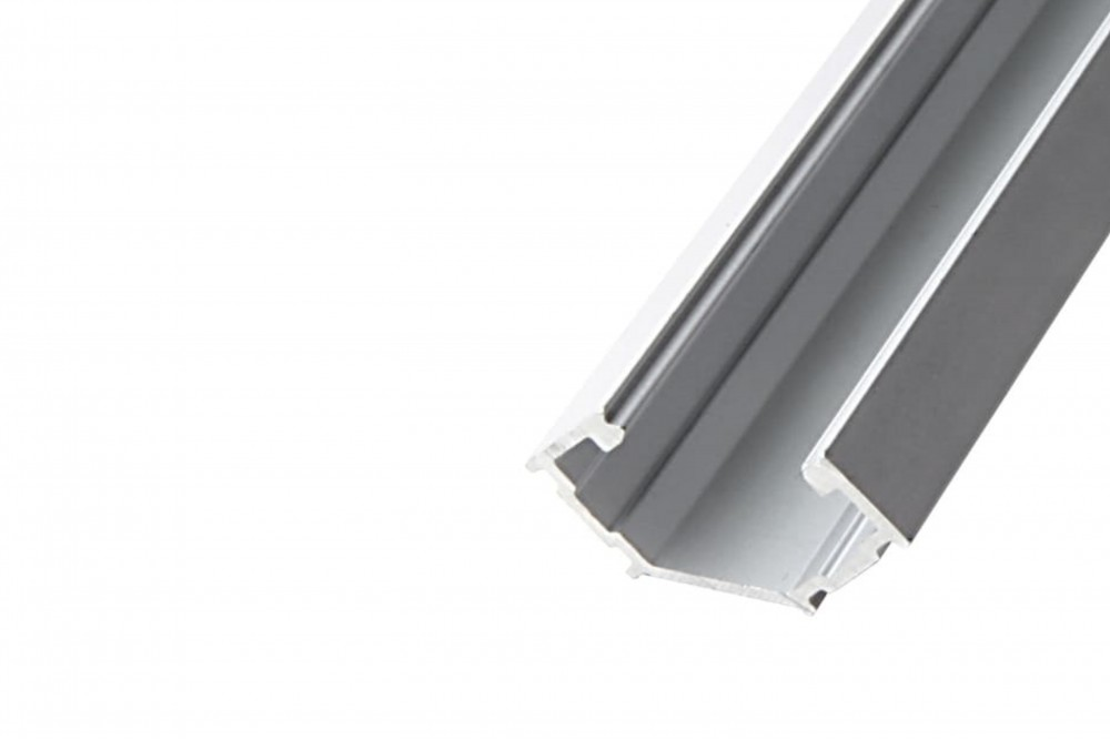 LED profilis kampinis L-7