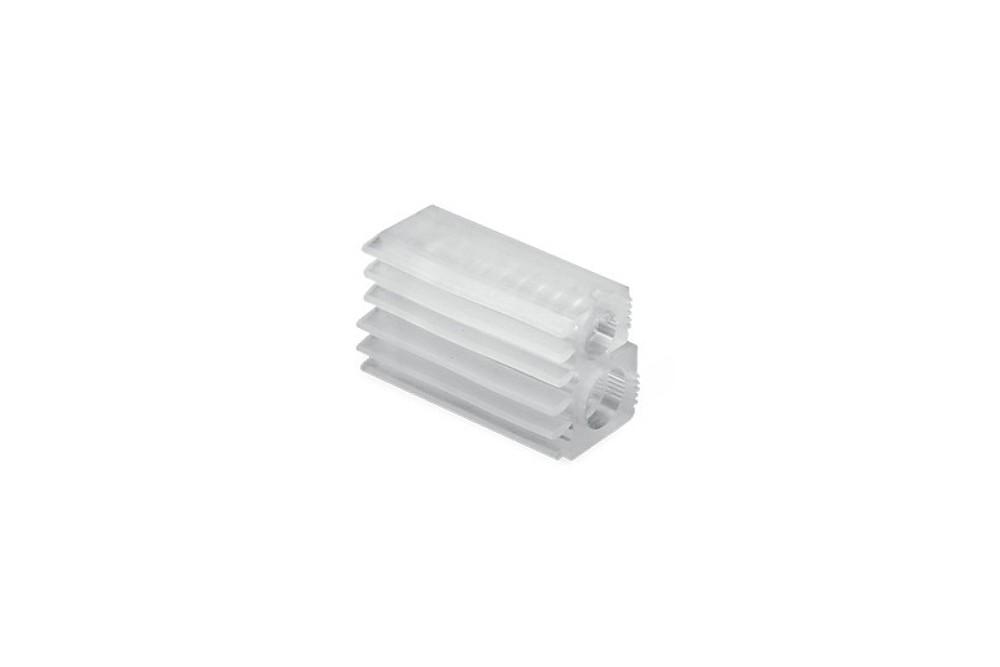 Tarpinė stiklui plastikinė 4/6mm