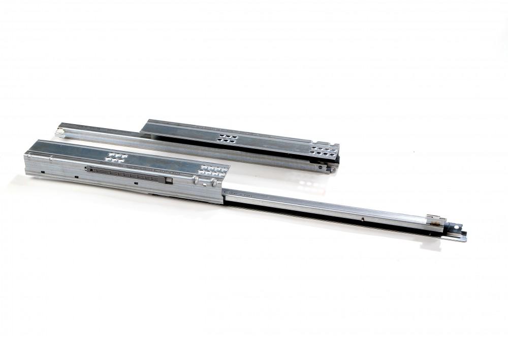 BLUM TANDEM dalinio ištraukimo bėgeliai su švelnaus uždarymo mechanizmu 450mm
