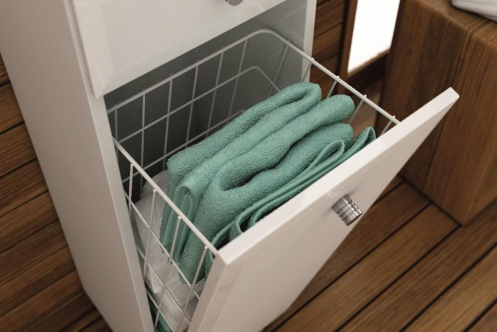 Krepšiai skalbiniams