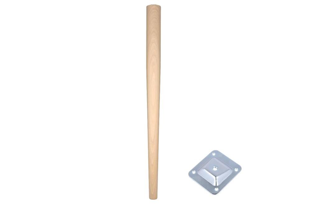 Stalo koja medinė konusinė H-730