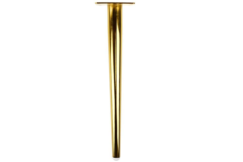 Stalo koja tiesi metalinė H-450mm AUKSAS