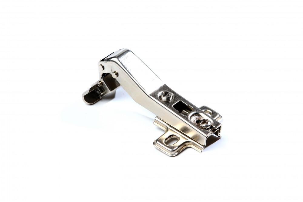Lankstas aliuminio profiliui kampinis 45° su H0 plokštele