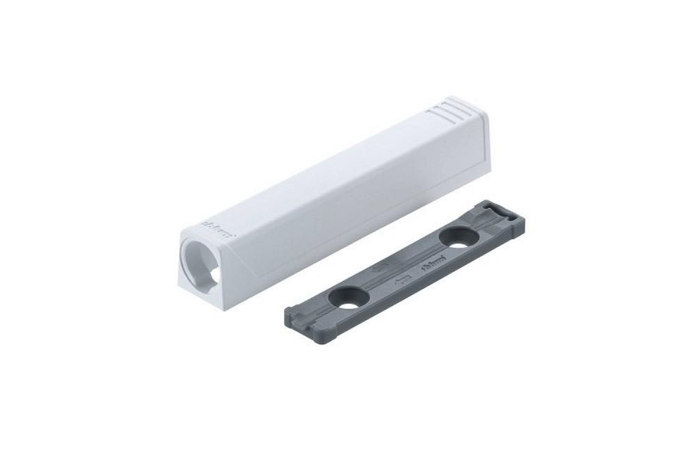 TIP-ON durelių atmetiklio adapteris, ilgas, baltos spalvos