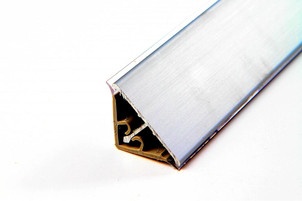 Staljuostė aliuminio 4.0m CH