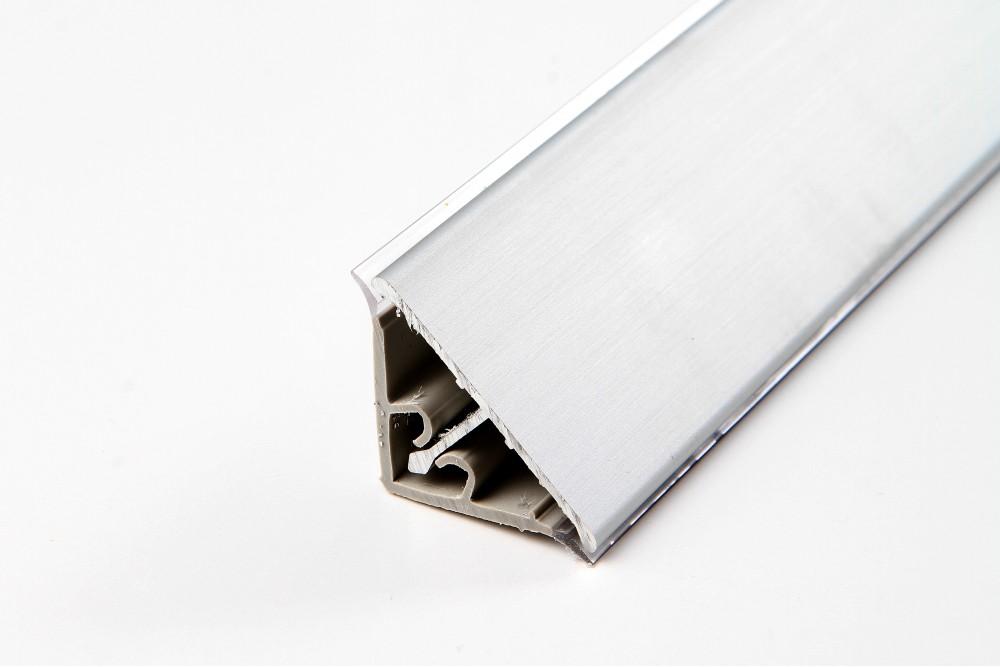 Staljuostė aliuminio 4.0m AL