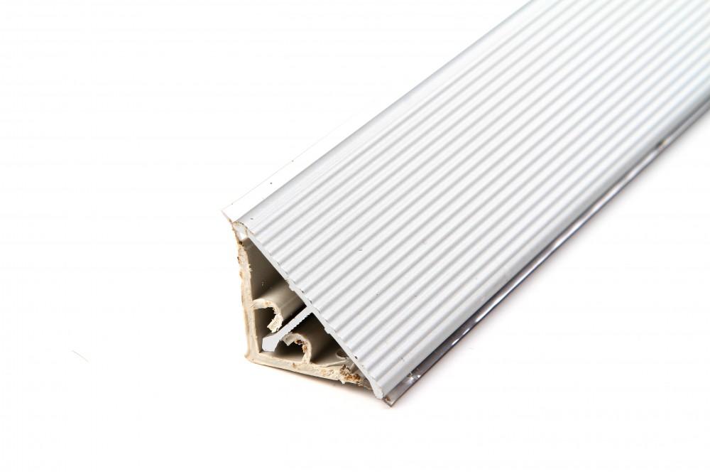 Staljuostė aliuminio 4.0 RIFLIUOTA