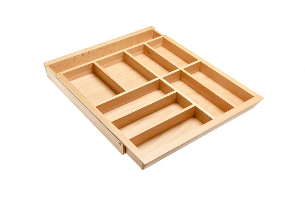Dėklas įrankiams medinis 60-100 cm